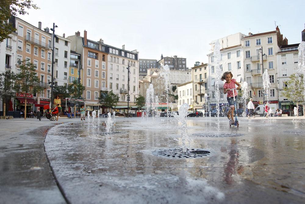 Aménagement de la Place des Cordeliers d'Annonay