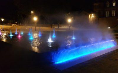Aménagement paysager et d'espace publics à Epinay sous Sénart